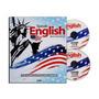 Inglês Para Todos Speak English Curso Completo Livro + 2 Cds
