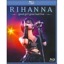 Blu-ray Rihanna Good Girl Gone Bad Live [eua] Novo Lacrado
