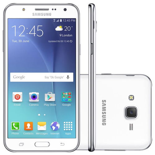 Smartphone Samsung Galaxy J7 Duos J700m Branco, 1.5ghz, 16gb