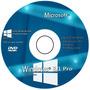 Cd/dvd Formatação Windowus 8.1 Professional + Programas