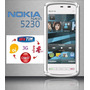Nokia 5230 Gps Touch 2.0mp Fm Bluetooth Desbloq- De Vitrine