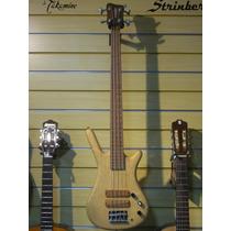 Contra Baixo Conception 4 Cordas (luthier) Timbre Excelente