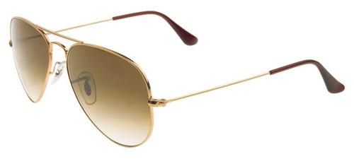 Óculos De Sol Aviador Ray Ban Rb3025 001 51 Tam.58 7956254e3f