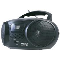 Rádio Portátil Britânia Bs83 Com Mp3 Usb E Fm 34 W