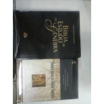 Bíblia Genebra E Livro Quem É Quem Na Bíblia