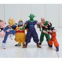 Kit Dragon Ball Z - Gt - 20 Peças Pronta Entrega Goku Gohan