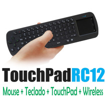 Air Mouse Meay + Teclado + Touchpad + Wireless