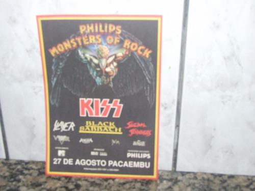 Philips Monsters Of Rock - Folder