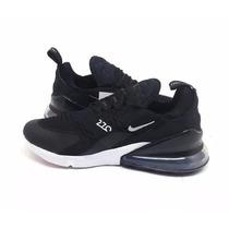 52fe281675f Busca Nike air max 270 preto com com os melhores preços do Brasil ...