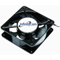 Ventilador Cooler Ventoinha 80x80x38 110v 220v