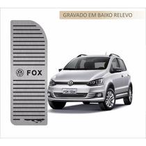 Descanso De Pé Volksvagen Fox Aço Inox Premium