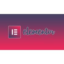 Elementor Pro Original + 26 Bônus Extras + 125 Templates