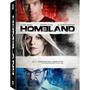 Box Série Homeland 1ª 2ª E 3ª Temporadas Completas - 12 Dvds