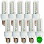 Kit 10 Lampada Lampadas De Super Led 12w Casa Comercio Bivot