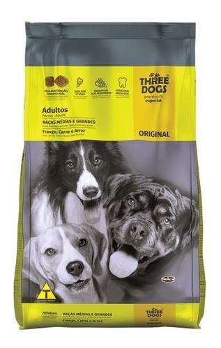 Three Dogs Original 15kg