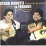 Cd César Menotti & Fabiano Palavras De Amor Ao Vivo Original