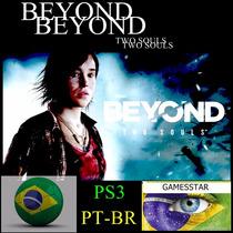 Beyond Two Souls Ps3 Em Português Midia Digital Promoçao