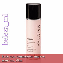 Loção Even Complexion Timewise Mary Kay