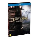 Blu-ray Duplo O Senhor Dos Anéis As Duas Torres Ed Estendida