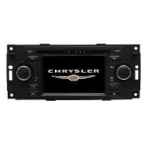 Central Multimidia Crysler 300c Dodge Ram Pt Cruiser