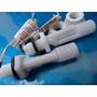 Automação Caixa D'água 2 Sensor Nivel Água Icos + 2adaptador