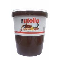Pote Gigante De Nutella Ferrero De 3 Kg