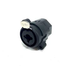 Conector Plug Hjh Combo De Painel Femea E P10