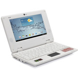 Notebook Infantil 7 Android Hdmi 8gb Cam Net Wifi App Jogos