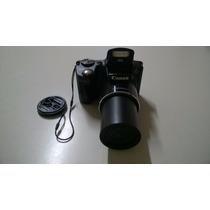 Câmera Canon Sx500 Is Semi-profissional Power Shot (baixou)