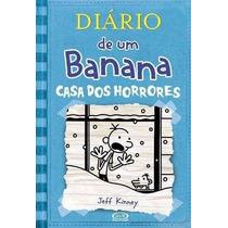 Ebook Diario De Um Banana - Casa Dos Horrores