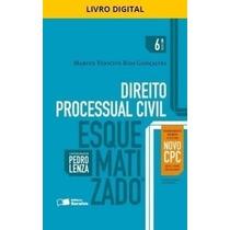 Direito Processual Civil Esquematizado 6ª Ed 2016 Epub