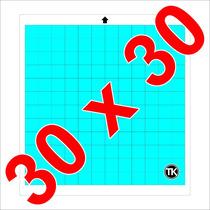 Base De Corte Para Plotter Silhouette Cameo (30cm X 30cm).