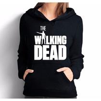 Moletom Blusa De Frio Casaco Séries The Walking Dead Top!!