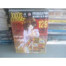Revista Pc Game Jogos Porno E Erótico Nº 5 Hentai Original
