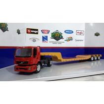 Caminhao Scania Harpy + Carreta Prancha 1/50 = Arpra