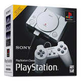 Playstation One Classic Edition Mini - Novo Lacrado