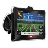 Navegador Gps Automotivo 4.3 Quatro Rodas Tv Digital Radar