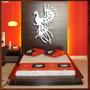 Quadro Decorativo Escultura Parede Madeira Mdf -fenix Gigant