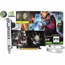 Placa De Video Geforce Gt 210 1gb Ddr2 64bits Point Of View