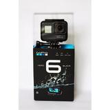 Go Pro Camera Gopro Hero 6 + Lacrada + Original+frete Grátis