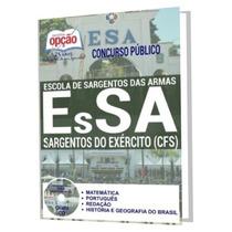 Apostila Essa - Escola De Sargentos Das Armas - 2015