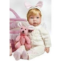 Boneca Bebê Realista