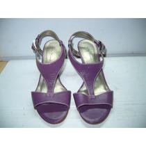 644 B - Sandália Uva Nº 34 City Shoes