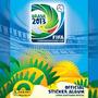 Álbum Figurinhas Copa Das Confederações 2013 Vazio Ft Grátis