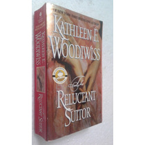 Livro Pocket She Reluctant Suitor - Kathleen E. Woodiwiss