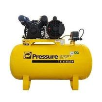 Compressor De Ar 10pcm Pressure 100% Nacional Se10/100 M Weg