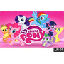 My Little Pony Painel 2,00x1,00 Lona Festa Aniversario Decor