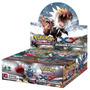 Box 36 Booster Cards Pokémon Xy Punhos Furiosos