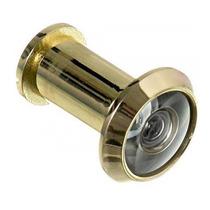 Visor P/ Porta Olho Magico 35 A 52 Mm Dourado 180º