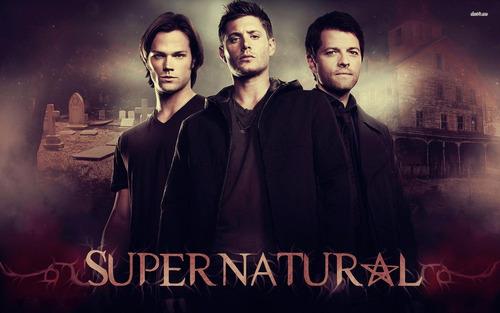 Sobrenatural Todas As Temporadas Com Frete Grátis Serie